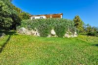 lovely and lush surroundings of Corsica - Cala Rossa luxury apartment
