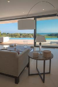 fine furniture in Corsica - Palombaggia luxury apartment