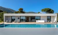 amazing exterior of Corsica - Palombaggia luxury apartment