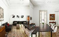 chic Barcelona - Sant Pere Modernist P 1 luxury apartment