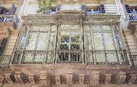 fabulous exterior of Barcelona - Sant Pere Modernist P 1 luxury apartment