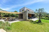 impressive exterior of Corsica - Villa Caprettu luxury apartment