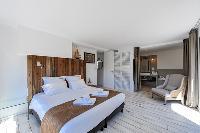 fully furnished Corsica - Villa Caprettu luxury apartment