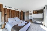 delightful bedroom of Corsica - Villa Caprettu luxury apartment