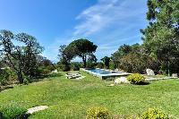 beautiful garden of Corsica - Villa Caprettu luxury apartment