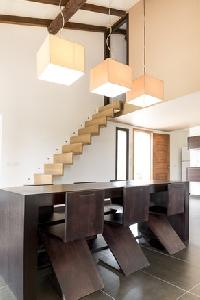 awesome staircase of Corsica - Oso luxury apartment