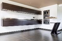 state-of-the-art kitchen appliances in Corsica - Oso luxury apartment