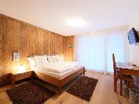 clean bed sheets in Rutschi Luxury Apartment, holiday home, vacation rental