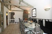 homey and hearty dining room of Corsica - Villa Authentique luxury apartment