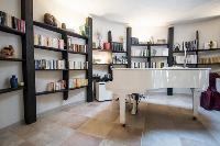 incredible grand piano in Corsica - Villa Authentique luxury apartment