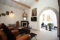 cozy parlor of Corsica - Villa Authentique luxury apartment