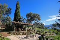 lovely and lush surroundings of Corsica - Villa Authentique luxury apartment