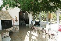 beautiful solarium of Corsica - Villa Authentique luxury apartment