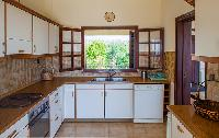 fully furnished Kefalonia Absolute Ai-Helis Villas Serenata luxury holiday home, vacation rental