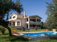 splendid Kefalonia Absolute Ai-Helis Villas Serenata luxury holiday home, vacation rental