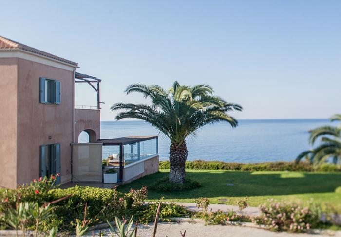 beautiful Kefalonia Absolute Ai-Helis Villas Melodia luxury holiday home, vacation rental
