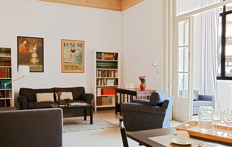 nice Barcelona - Sant Pere Modernist P 2 luxury apartment and holiday home
