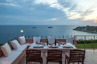 amazing sea front Kefalonia Absolute Ai-Helis Armonia luxury holiday home, vacation rental