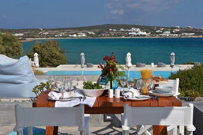 Paros Island Ambassador Senior Villa