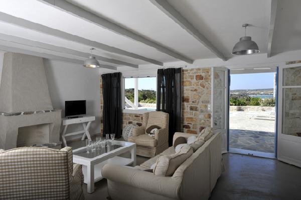 Paros Island Ambassador Executive 4 Bedroom Villa