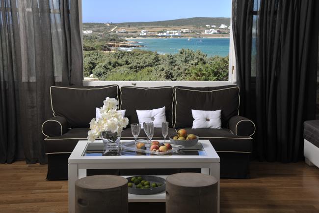 Paros Island Ambassador 4 Bedroom Villa