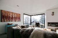 fully furnished French Alps - L'Hermine luxury apartment