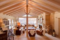 well-appointed Chalet Grace luxury apartment, holiday home, vacation rental