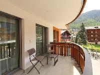 cool balcony of Zermatt Luxury Apartment Zur Matte B holiday home, vacation rental