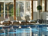 awesome pool of Zermatt Luxury Apartment Zur Matte B holiday home, vacation rental