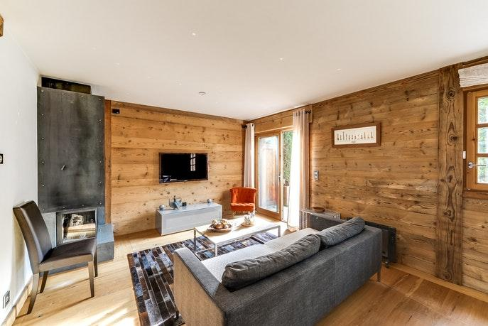 homey and hearty French Alps - Le Diamant luxury apartment