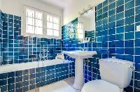 awesome bathroom of Saint Raphael - Villa Valescure luxury apartment