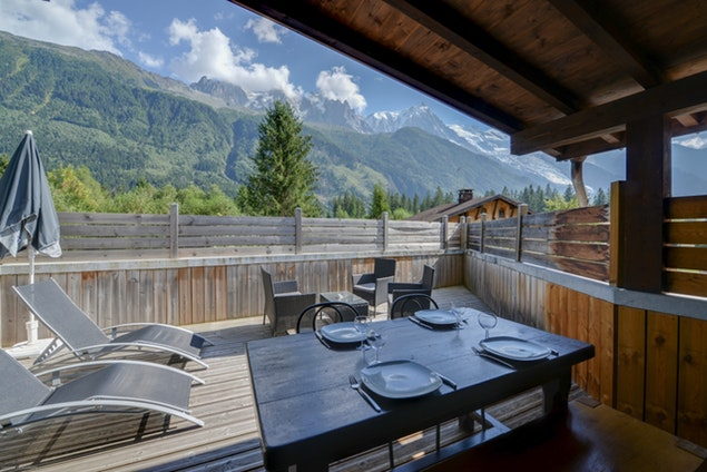 incredible French Alps - Mont-Blanc luxury apartment and holiday home
