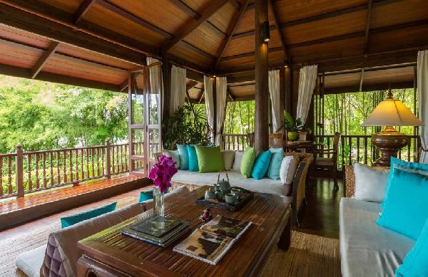 Thailand - Ban Sairee