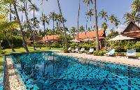 amazing swimming pool of Thailand - Ban Sairee luxury apartment, holiday home, vacation rental