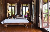 fresh bedroom linens in Thailand - Ban Sairee luxury apartment, holiday home, vacation rental