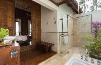 cool rain shower in Thailand - Ban Sairee luxury apartment, holiday home, vacation rental