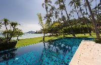 awesome swimming pool of Thailand - Ban Sairee luxury apartment, holiday home, vacation rental