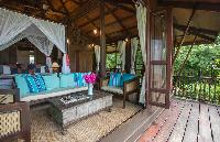 cool lanai of Thailand - Ban Sairee luxury apartment, holiday home, vacation rental
