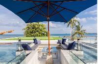 cool terrace of Thailand - Villa Suma luxury apartment, vacation rental