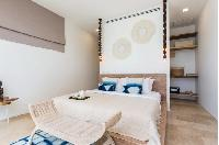 clean bed sheets in Thailand - Villa Suma luxury apartment, vacation rental