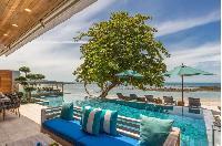 cool lanai at Thailand - Villa Suma luxury apartment, vacation rental
