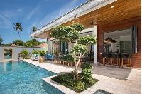 cool swimming pool of Thailand - Villa Suma luxury apartment, vacation rental