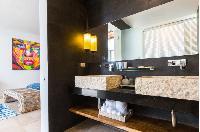 fresh bathroom in Thailand - Villa Suma luxury apartment, vacation rental