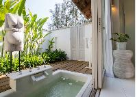 refreshing pool at Thailand - Villa Mia luxury apartment, vacation rental