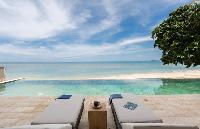 cool infinity pool of Thailand - Villa Kirana luxury apartment, vacation rental