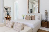 pristine bedding in Thailand - Villa Kirana luxury apartment, vacation rental