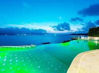 cool infinity pool of Thailand - Villa Nagisa luxury apartment, vacation rental