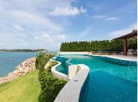 cool pool of Thailand - Villa Nagisa luxury apartment, vacation rental