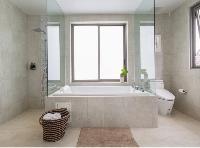 clean bathroom in Thailand - Villa Nagisa luxury apartment, vacation rental