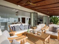 cool lanai of Thailand - Villa Nagisa luxury apartment, vacation rental